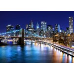 Puzzle  Grafika-T-00097 New York by Night