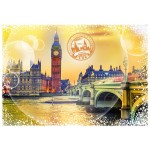 Puzzle  Grafika-T-00198 Travel around the World - Großbritannien