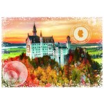 Puzzle  Grafika-T-00200 Travel around the World - Deutschland