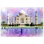Puzzle  Grafika-T-00202 Travel around the World - Indien