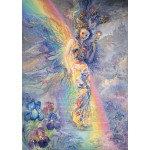 Puzzle  Grafika-T-00290 Josephine Wall - Iris, Keeper of the Rainbow