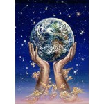 Puzzle  Grafika-T-00299 Josephine Wall - Hands of Love