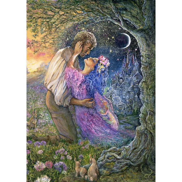 Josephine Wall - Love Between Dimensions