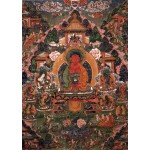 Puzzle  Grafika-T-00600 Buddha Amitabha in His Pure Land of Suvakti