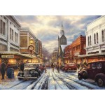 Puzzle  Grafika-T-00809 Chuck Pinson - The Warmth of Small Town Living