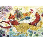 Puzzle   Sally Rich - Leaping Fox's