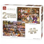 2 Puzzles - Classic Collection