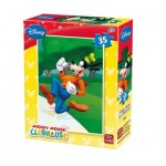 Puzzle  King-Puzzle-05166-C Disney - Club House