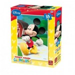 Puzzle  King-Puzzle-05166-D Disney - Club House