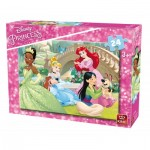 Puzzle  king-Puzzle-05243-B Disney Princess