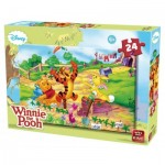 Puzzle  King-Puzzle-05244B Winnie The Pooh