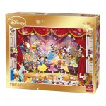 Puzzle  King-Puzzle-05262 Disney - Theatre