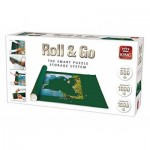 King-Puzzle-05341 Roll & Go - Puzzle-Teppich - 500 - 1500 Teile