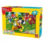 Puzzle  king-Puzzle-05691-A Mickey