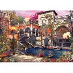 Puzzle  KS-Games-11475 Dominic Davison: Love in Venice