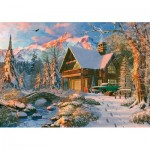 Puzzle  KS-Games-20503 Winter Holiday