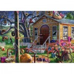 Puzzle   Lonely House