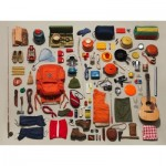 Puzzle  New-York-Puzzle-CO120 XXL Teile - Jim Golden Camping Equipment