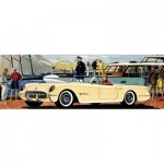 Puzzle  New-York-Puzzle-GM2036 America's Sports Car