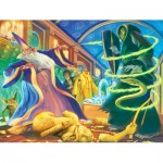 Puzzle  New-York-Puzzle-HP1362 Dueling Wizards