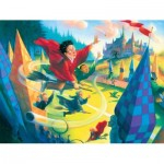 Puzzle  New-York-Puzzle-HP1611 XXL Teile - Harry Potter - Quidditch