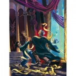 Puzzle  New-York-Puzzle-HP2161 XXL Teile - Harry Potter - Unravelling Quirrell
