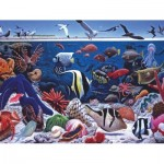 Puzzle  New-York-Puzzle-NG1983 XXL Teile - Ocean Life