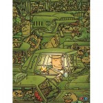 Puzzle  New-York-Puzzle-NP2003 XXL Teile - Tranquil Oasis