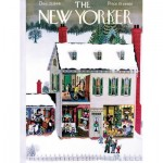 Puzzle  New-York-Puzzle-NY1615 XXL Teile - Home for the Holidays
