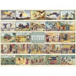 Puzzle  New-York-Puzzle-PD2179 Victorian Visions