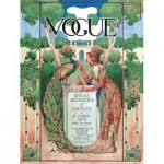 Puzzle  New-York-Puzzle-VG1817 Pretty as a Peacock