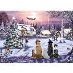Puzzle   Christmas Eve