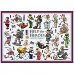 Puzzle  Otter-House-Puzzle-73337 Help For Heroes Bears