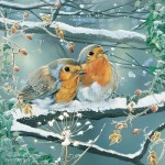 Puzzle  Otter-House-Puzzle-74140 Frosty Friends