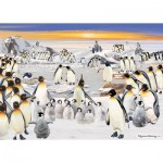 Puzzle   Penguin Party