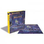 Puzzle  Zee-Puzzle-26703 Megadeth - Rust In Peace