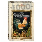 Puzzle  Step-Puzzle-79114 Rooster