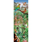 Puzzle  Step-Puzzle-79407 Dschungel