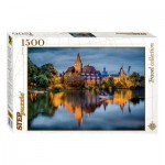 Puzzle  Step-Puzzle-83050 Das Schloss am See