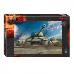 Puzzle  Step-Puzzle-97027 World of Tanks
