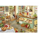 Puzzle  The-House-of-Puzzles-1257 Farm Shop