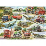 Puzzle  The-House-of-Puzzles-2230 XXL Teile - Truly Classic