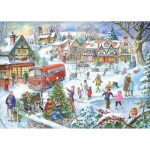 Puzzle  The-House-of-Puzzles-2384 Winter Green