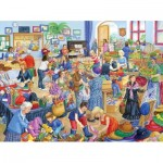 Puzzle  The-House-of-Puzzles-2995 XXL Teile - Bring & Buy
