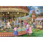 Puzzle  The-House-of-Puzzles-3190 Gallopers