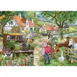 Puzzle  The-House-of-Puzzles-5002 Orchard Farm