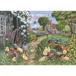 Puzzle   XXL Teile - Darley Collection - Going Cheep!