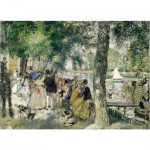 Holzpuzzle - Renoir - Bath in the Seine
