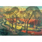 Wentworth-621504 Holzpuzzle - James McIntosh Patrick: Springtime in Eskdale