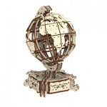 Wooden-City-WR341-8909 3D Holzpuzzle - World Globe